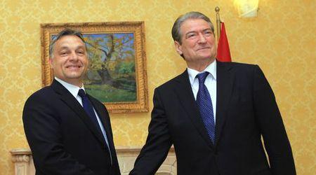 Албания на пороге ЕС