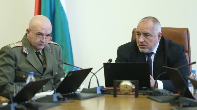 Болгария объявила чрезвычайное положение в связи с COVID-19