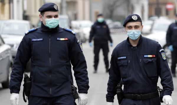 Румыния вводит чрезвычайное положение