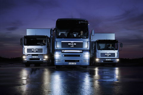 Кризис ударил по продаже грузовиков