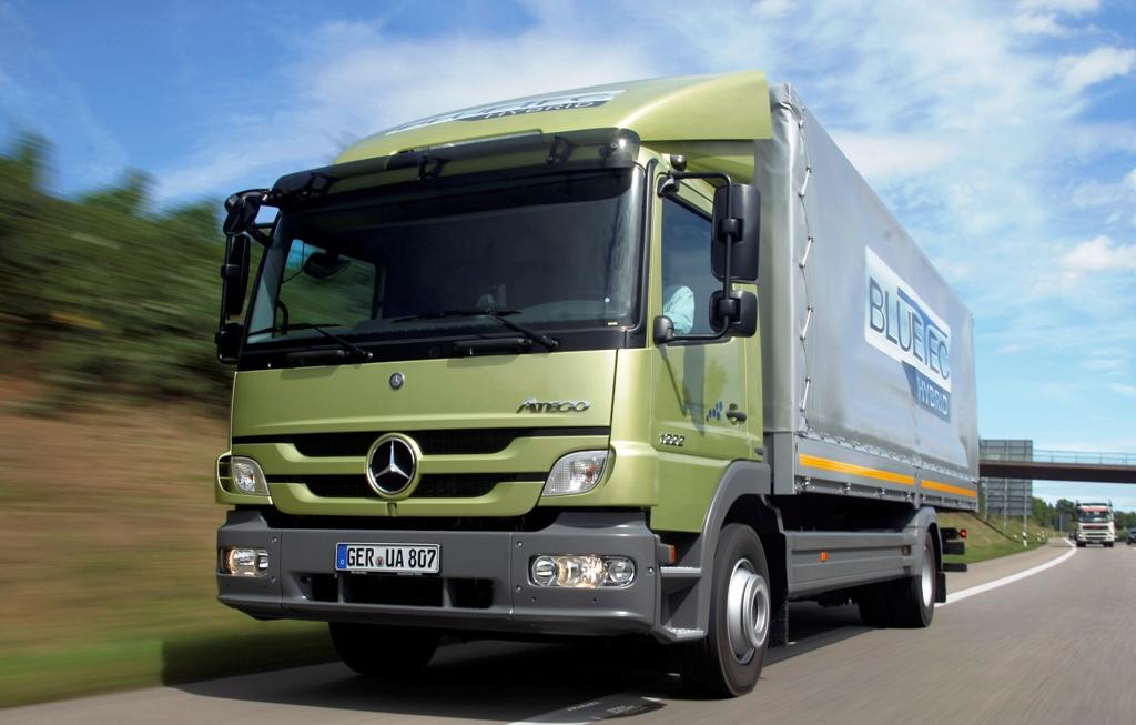 Атего-грузовик года
