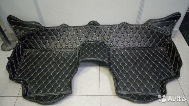 Кожаные коврики Autozs для автомобилей