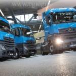 Юбилейный Actros сошел с конвейера в Германии