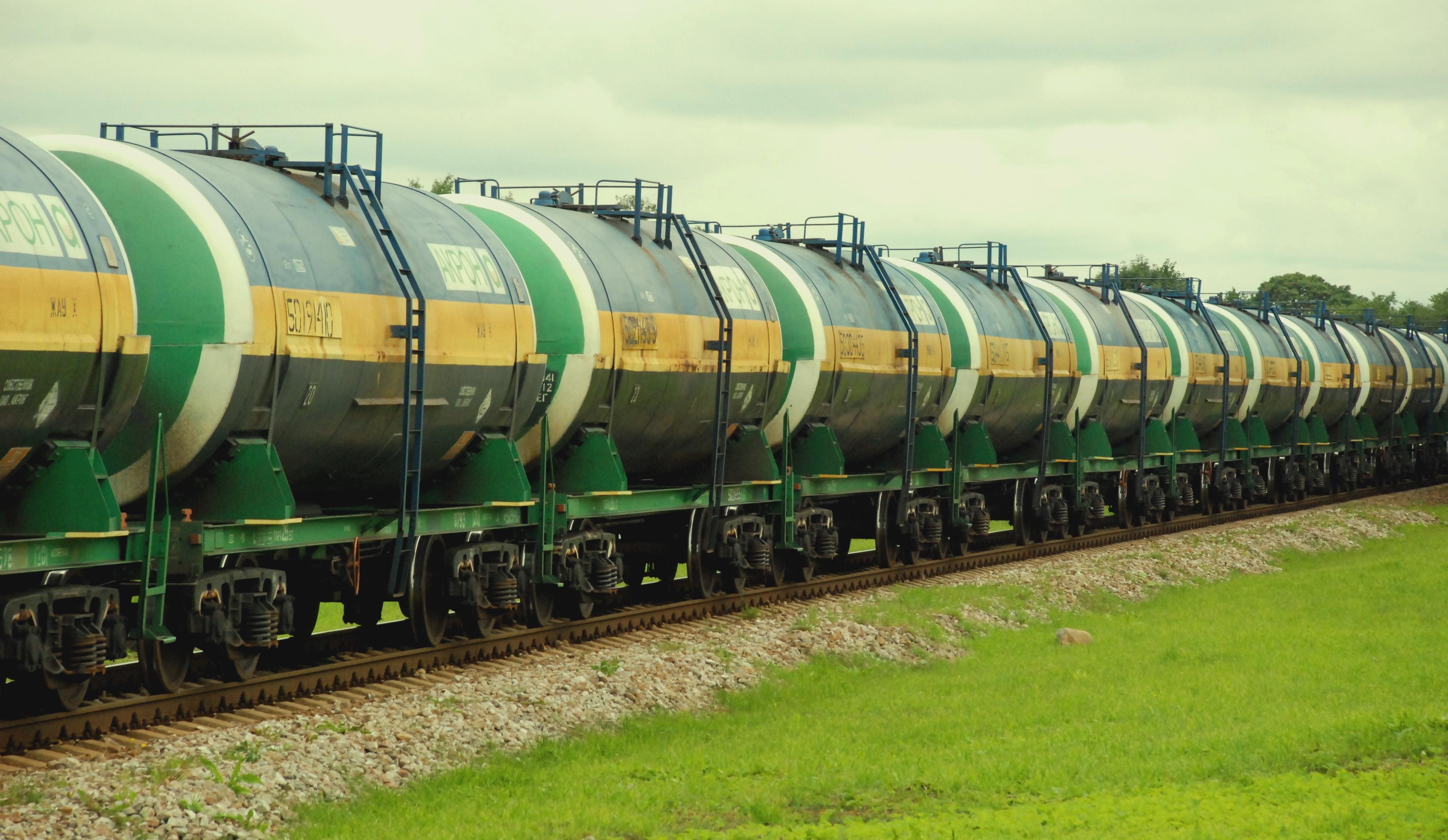 На поезде стало проще - грузоперевозки из Балканского региона