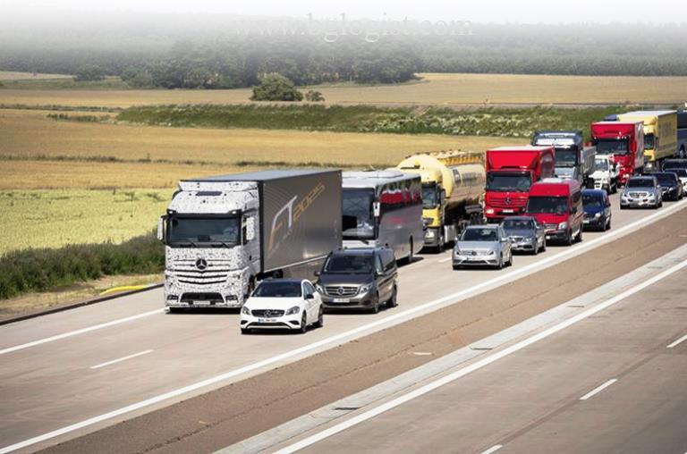 Грузоперевозки из Балканского региона - грузовик будущего