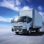 Fusco Mitsubishi Truck