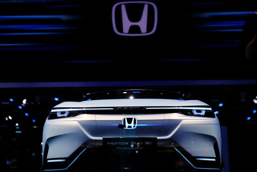 Honda планирует ежегодно продавать 70000 электромобилей Prologue