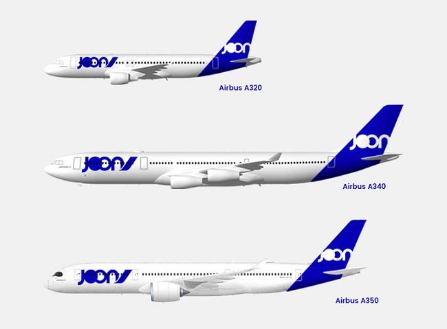 Основана новая авиакомпания - Joon