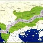 Ускоряют строительство транспортного европейского коридора №8