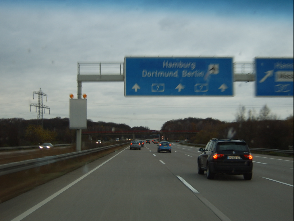 АТН-ТРАНС ЕООД - дороги Германии