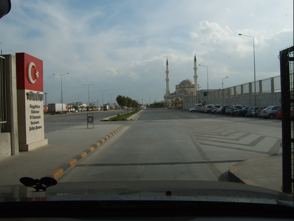 Проблемы турецких транспортных компаний