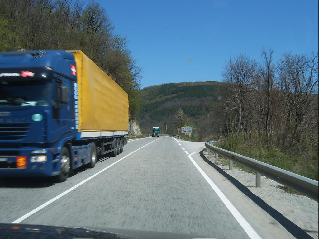 Рост перевозок из Болгарии