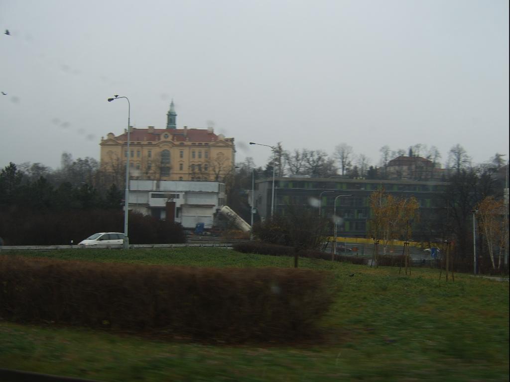 АТН-ТРАНС ЕООД - дороги Чехии Прага