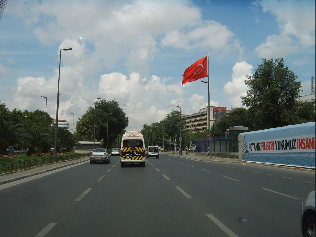 Перевозки Стамбул - Москва