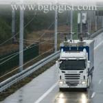 Scania произвела тест грузовика на электричестве
