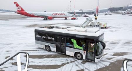 Solaris проходит тест в Германии