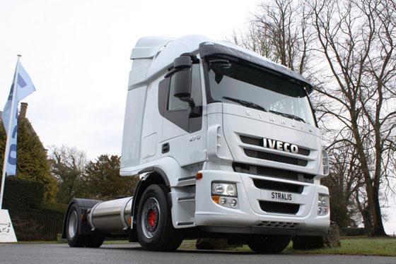 Iveco показала новый грузовик