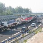 Передовой транспортный опыт в негабаритных перевозках