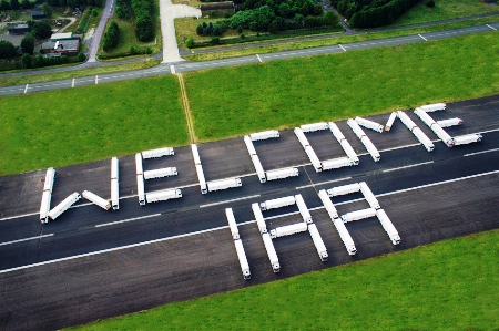 Welcome IAA