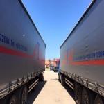Еженедельная отправка сборных грузов из Болгарии