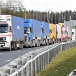 Оплата магистралей в России обострила проблемы логистики