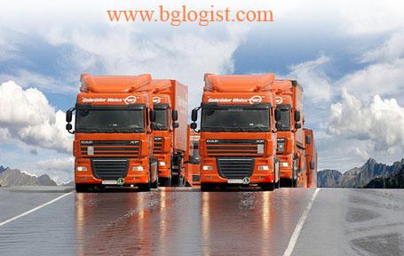 Грузоперевозки из Балканского региона - перевозка больших грузов