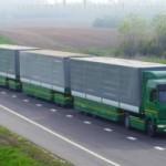 Автопоезд - современное средство перевозки грузов