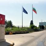 Большая очередь на границе с Турцией