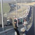 Автомобильные перевозчики Болгарии начали блокаду Греции