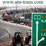Ограничения дорожного движения в Греции