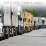 Казахстанских дальнобойщиков ждут проблемы на территории РФ