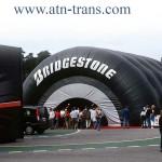 Bridgestone показывает небывалый рост продаж