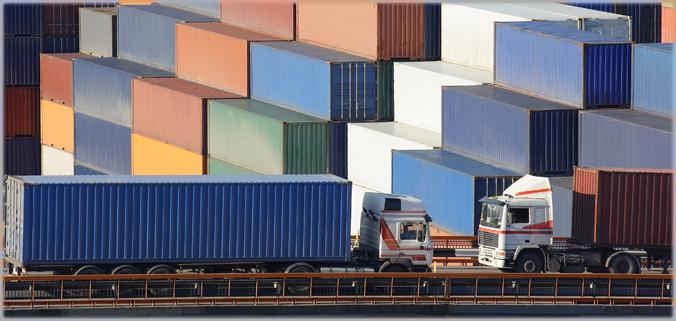 доставка грузов из азии, морские контейнерные перевозки