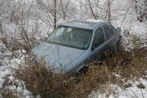 Дороги Болгарии - зима 2010 года