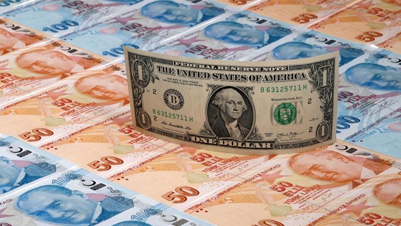 Турция повышает налог на некоторые покупки иностранной валюты