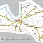 Латвия вводит с 1-го июля оплату за проезд грузовиков