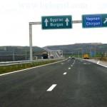 В Болгарии запретили грузовикам обгонять