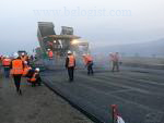 Начался ремонт моста через Дунай