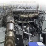 MAN запускает производство газового двигателя