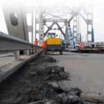 Ремонт Дунай моста будет продолжаться до конца 2016 года
