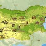 Грузоперевозки из Балканского региона -Прокат автомобилей и Болгарии