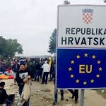 Хорватия закрыла границу