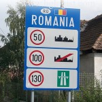 Наводнение в Румынии. Дороги закрыты.