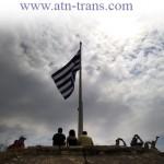 Сложная транспортная обстановка в Греции