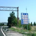 Ограничение дорожного движения в Венгрии
