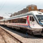 Стамбул и Анкару соединил скоростной поезд