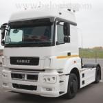 КамАЗ предоставляет тестовые грузовики своим клиентам