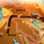 Турция завершила строительство участка железной дороги на Кавказ