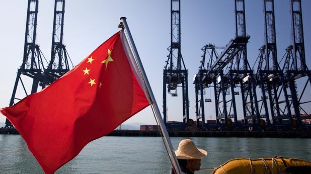 Рост грузооборота из Китая