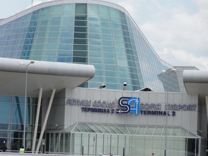 Аэропорт Софии показывает уверенный рост